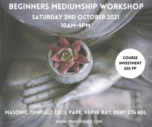 Beginners Mediumship