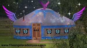 Angelic Reiki 1st & 2nd degree in a Yurt
