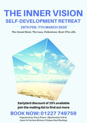 Inner Vision Retreat for Self Healing & Development