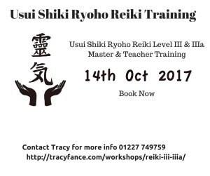 Usui Shiki Ryoho Reiki Practitioner Training