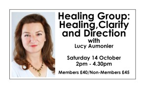 Healing Group: Healing, Clarity and Direction