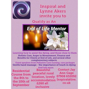 End of Life Mentor / Soul Midwife