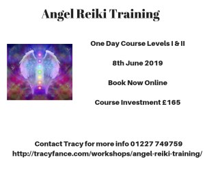 Angel Reiki Levels I & II Workshop
