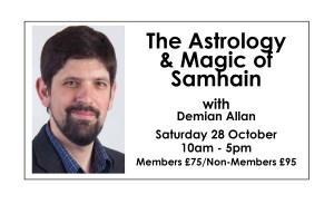 The Astrology and Magic of Samhain