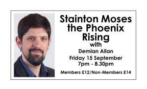 Stainton Moses - The Phoenix Rising