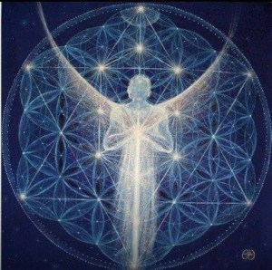 Connecting with The Angelic Realms through Sacred Geometry