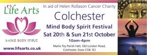 Colchester Mind Body Spirit Festival
