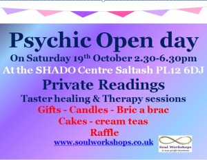 Psychic Open Day