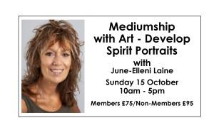 Mediumship with Art - Develop Spirit Portraits