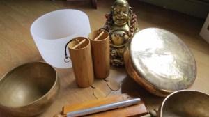 Chanting, Sound & Meditation Workshop with June Meagher