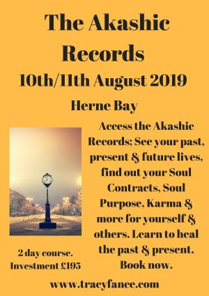 Accessing & working in the Akashic Records