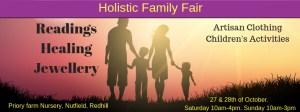 HOLISTIC FAMILY FAYRE