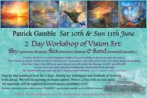 2 day Vision Art Workshop