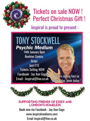 A Night With Tony Stockwell !