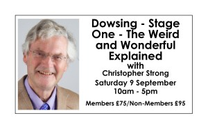 Dowsing - Stage One - The Weird and Wonderful Simplified