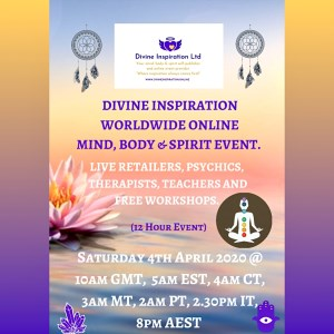 Divine Inspiration Worldwide Online Live MBS Event