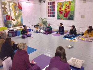 Wake Up wellbeing day