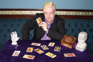 FORTUNE TELLING FOR FUN & PROFIT - Learn Runes, Astrology, Tarot & Palmistry