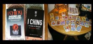 I Ching & Tarot for Self-Development