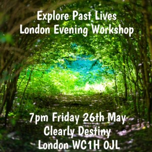Explore Past Lives & Regression Therapy