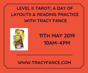 Level II Tarot; Layouts & Reading Workshop