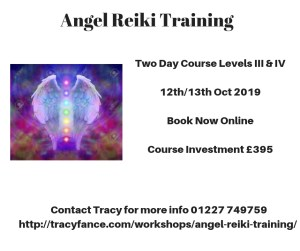Angel Reiki Master Practitioner & Teacher Workshop