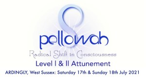 Pellowah Level 1 & 2 Attunement 2 Day Workshop