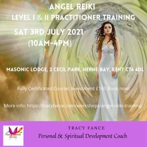 Angel Reiki Level I & II