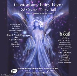 Glastonbury Crystal Fairy Weekend