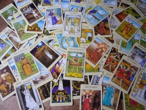 Monthly Tarot Training Workshops