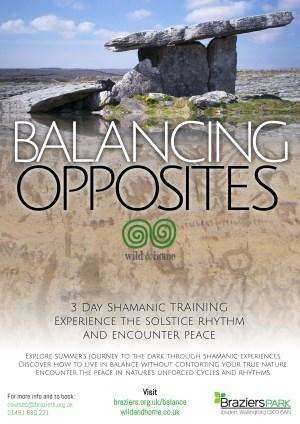 Balancing Opposites - Shamanic Workshop
