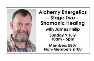 Alchemy Energetics - Level Two - Shamanic Healing
